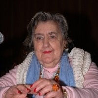 16/01/2006 Milano La poetessa Alda Merini.