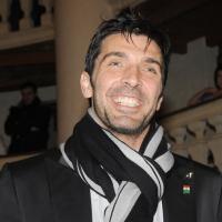 Foto Nicoloro G. 07/01/2011 Reggio Emilia Primo appuntamento ufficiale per i 150 anni dell' Unita' d' Italia alla presenza del capo dello Stato. nella foto Gianluigi Buffon