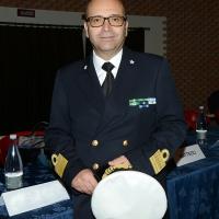 Foto Nicoloro G. 26/05/2017 Ravenna 2° Forum Nazionale sulla sicurezza nei Porti. nella foto il Comandante del Porto di Ravenna Pietro Ruberto.