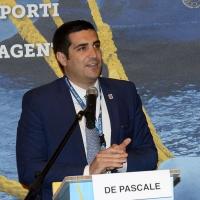 26/05/2017 Ravenna 2° Forum Nazionale sulla sicurezza nei Porti. nella foto il sindaco di Ravenna Michele De Pascale.