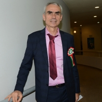 Foto Nicoloro G. 26/05/2017 Ravenna 2° Forum Nazionale sulla sicurezza nei Porti. nella foto il presidente di Angopi Cesare Guidi.
