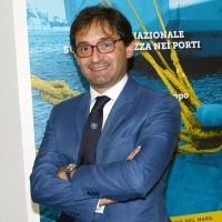 Foto Nicoloro G. 26/05/2017 Ravenna 2° Forum Nazionale sulla sicurezza nei Porti. nella foto il presidente di Federagenti Gian Enzo Duci.