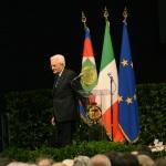 05/11/2019   Ravenna   Alla presenza del Capo dello Stato si e' svolta la cerimonia in ricordo di Benigno Zaccagnini, nel trentesimo anniversario della sua morte. nella foto il presidente Sergio Mattarella.