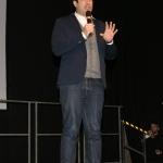 Foto Nicoloro G.   18/01/2020   Ravenna    Campagna elettorale per le votazioni regionali del 26 gennaio in Emilia-Romagna. nella foto il sindaco di Ravenna Michele de Pascale.