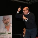 Foto Nicoloro G.   18/01/2020   Ravenna    Campagna elettorale per le votazioni regionali del 26 gennaio in Emilia-Romagna. nella foto il segretario PD Nicola Zingaretti.