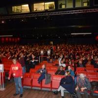 Foto Nicoloro G. 15/12/2018 Riccione ( Rimini ) Ultima giornata del 27° Congresso Nazionale della FIOM-CGIL. nella foto una veduta della platea.