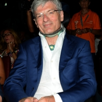 Foto Nicoloro G. 20/08/2018 Rimini Seconda giornata dell' edizione 2018 del Meeting di C.L. che quest' anno ha per tema ' Le forze che muovono la storia sono le stesse che rendono l' uomo felice '. nella foto Mario Melazzini, direttore di Aifa.