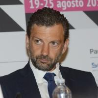 Foto Nicoloro G. 20/08/2018 Rimini Seconda giornata dell' edizione 2018 del Meeting di C.L. che quest' anno ha per tema ' Le forze che muovono la storia sono le stesse che rendono l' uomo felice '. nella foto Gabriele Toccafondi, deputato di Civica Popolare.