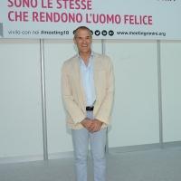 Foto Nicoloro G.   20/08/2018   Rimini  Seconda giornata dell' edizione 2018 del Meeting di C.L. che quest' anno ha per tema ' Le forze che muovono la storia sono le stesse che rendono l' uomo felice '. nella foto Carlo Cottarelli, direttore Osservatorio Conti Pubblici.
