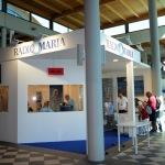 Foto Nicoloro G.   18/08/2019  Rimini   40° edizione del ' Meeting per l' amicizia fra i popoli ' che quest' anno ha per titolo ' Nacque il tuo nome da cio' che fissavi '. nella foto uno stand.