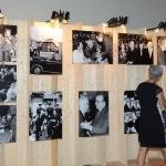 Foto Nicoloro G.   18/08/2019  Rimini   40° edizione del ' Meeting per l' amicizia fra i popoli ' che quest' anno ha per titolo ' Nacque il tuo nome da cio' che fissavi '. nella foto allestita una mostra su Giulio Andreotti a cento anni dalla sua nascita.