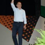 Foto Nicoloro G.   21/08/2019  Rimini    Quarta giornata della 40° edizione del ' Meeting per l' amicizia fra i popoli ' che quest' anno ha per titolo ' Nacque il tuo nome da cio' che fissavi '. nella foto Enrico Letta, presidente Istituto Jacques Delors.