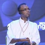 Foto Nicoloro G.   20/08/2021   Rimini    Prima giornata della 42° edizione del Meeting di Comunione e Liberazione che quest' anno ha per titolo ' Il coraggio di dire io '. nella foto Agbonkhianmeghe Orobat, presidente Conferenza Gesuiti dell' Africa e del Madagascar.
