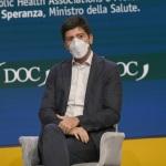 Foto Nicoloro G.   23/08/2021   Rimini   Quarta giornata della 42° edizione del Meeting di Comunione e Liberazione che quest' anno ha per titolo ' Il coraggio di dire io '. nella foto il ministro Roberto Speranza.