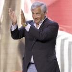 Foto Nicoloro G.   24/08/2021   Rimini   Quinta giornata della 42° edizione del Meeting di Comunione e Liberazione che quest' anno ha per titolo ' Il coraggio di dire io '. nella foto il vicepresidente di Forza Italia Antonio Tajani.