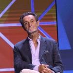 Foto Nicoloro G.   21/08/2021   Rimini    Seconda giornata della 42° edizione del Meeting di Comunione e Liberazione che quest' anno ha per titolo ' Il coraggio di dire io '. nella foto Attilio Fontana presidente regione Lombardia.