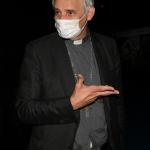 Foto Nicoloro G.   22/08/2021   Rimini   Terza giornata della 42° edizione del Meeting di Comunione e Liberazione che quest' anno ha per titolo ' Il coraggio di dire io '. nella foto l' arcivescovo di Bologna Matteo Maria Zuppi.