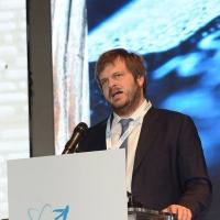 Foto Nicoloro G. 17/11/2017 Milano 9° edizione di 'Science for Peace ', Conferenza mondiale dal titolo ' Post-Verita''. nella foto l' assessore Pierfrancesco Majorino.