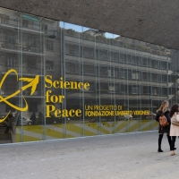 Foto Nicoloro G. 17/11/2017 Milano 9° edizione di 'Science for Peace ', Conferenza mondiale dal titolo ' Post-Verita''. nella foto la sede dell' evento.