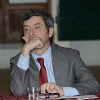 Foto Nicoloro G. 01/04/2017 Ravenna Il ministro Andrea Orlando incontra simpatizzanti e cittadini per promuovere la sua candidatura alla segreteria del PD. nella foto il ministro Andrea Orlando.