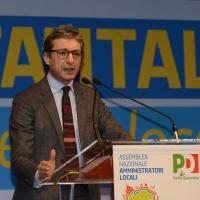 Foto Nicoloro G. 28-29/01/2017 Rimini Assemblea nazionale amministratori locali. nella foto il sindaco di Rimini Andrea Gnassi.
