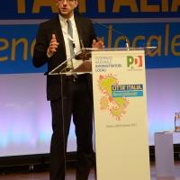 Foto Nicoloro G. 28-29/01/2017 Rimini Assemblea nazionale amministratori locali. nella foto il responsabile nazionale Enti Locali Matteo Ricci.