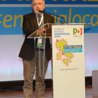 Foto Nicoloro G. 28-29/01/2017 Rimini Assemblea nazionale amministratori locali. nella foto il sindaco di Ferrara Tiziano Tagliani.