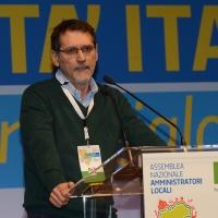 Foto Nicoloro G. 28-29/01/2017 Rimini Assemblea nazionale amministratori locali. nella foto il sindaco di Bologna Virginio Merola.