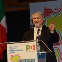 Foto Nicoloro G. 28-29/01/2017 Rimini Assemblea nazionale amministratori locali. nella foto il ministro Giuliano Poletti.