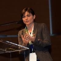 Foto Nicoloro G. 28-29/01/2017 Rimini Assemblea nazionale amministratori locali. nella foto il presidente del Friuli-Venezia Giulia Debora Serracchiani.