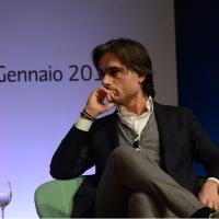 Foto Nicoloro G.   28-29/01/2017   Rimini  Seconda e conclusiva giornata dell' Assemblea nazionale amministratori locali. nella foto il sindaco di Reggio Calabria Giuseppe Falcomata'.