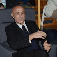 Foto Nicoloro G.   28-29/01/2017   Rimini  Seconda e conclusiva giornata dell' Assemblea nazionale amministratori locali. nella foto il ministro Marco Minniti.
