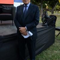 Foto Nicoloro G. 04/07/2016 Ravenna Celebrazione dei vent' anni di Itway, gruppo leader nella informazione e comunicazione tecnologica, con un evento dal titolo ' Impero Bizantino 2.0 '. nella foto l' economista e politologo Edward Luttwak.