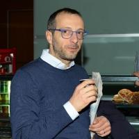 Foto Nicoloro G. 18/02/2017 Rimini Seconda giornata del Congresso fondativo di Sinistra Italiana. nella foto il sindaco PD di Pesaro Matteo Ricci.