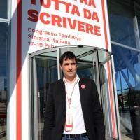 Foto Nicoloro G. 18/02/2017 Rimini Seconda giornata del Congresso fondativo di Sinistra Italiana. nella foto Nicola Fratoianni, candidato favorito alla segreteria di Sinistra Italiana.