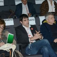Foto Nicoloro G. 18/02/2017 Rimini Seconda giornata del Congresso fondativo di Sinistra Italiana. nella foto