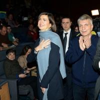 Foto Nicoloro G. 18/02/2017 Rimini Seconda giornata del Congresso fondativo di Sinistra Italiana. nella foto la presidente della Camera Laura Boldrini.