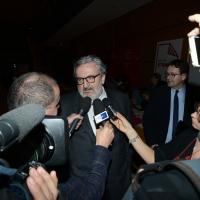 Foto Nicoloro G. 18/02/2017   Rimini   Seconda giornata del Congresso fondativo di Sinistra Italiana. nella foto Michele Emiliano.