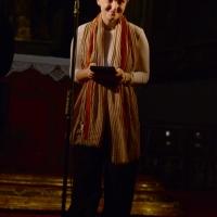 Foto Nicoloro G. 26/06/2016 Milano Prima serata ufficiale della diciassettesima edizione de ' La Milanesiana ' che quest' anno ha per titolo ' La Vanita' '. nella foto la cantante Arisa che ha eseguito l' Ave Maria.