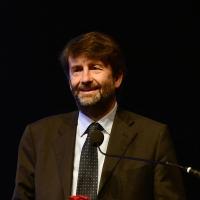 Foto Nicoloro G. 23/06/2016 Milano Prologo alla diciassettesima edizione de ' La Milanesiana ' con l' intervento dell' equipaggio delle Frecce Tricolori. nella foto il ministro Dario Franceschini.
