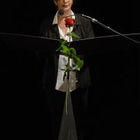 Foto Nicoloro G. 29/06/2016 Milano Quinta serata della diciassettesima edizione de ' La Milanesiana ' che quest' anno ha per titolo ' La Vanita' '. nella foto l' attrice Laura Morante.