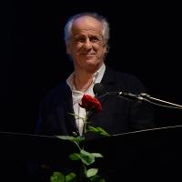 Foto Nicoloro G. 30/06/2016 Milano Sesta serata della diciassettesima edizione de ' La Milanesiana ' che quest' anno ha per titolo ' La Vanita' '. nella foto l' attore Toni Servillo.