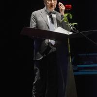 Foto Nicoloro G. Milano 26/06/2017 Con la presenza del ministro dei Beni Culturali si e' aperta ufficialmente la 18° edizione de ' La Milanesiana ' che quest' anno ha per tema ' Paura e Coraggio '. nella foto il giornalista Ferruccio de Bortoli.