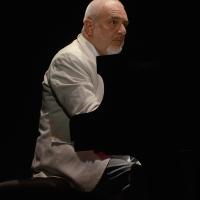 29-06-2017 Milano 18° edizione de ' La Milanesiana ' che quest' anno ha per tema ' Paura e Coraggio '. nella foto il pianista Roberto Cipelli.