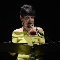 Foto Nicoloro G. 27/06/2017 Milano 18° edizione de ' La Milanesiana ' che quest' anno ha per tema ' Paura e Coraggio '. nella foto Elisabetta Sgarbi.