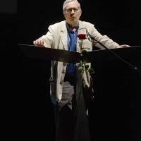 Foto Nicoloro G. 27/06/2017 Milano 18° edizione de ' La Milanesiana ' che quest' anno ha per tema ' Paura e Coraggio '. nella foto il giornalista Ranieri Polese.
