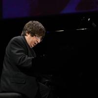 Foto Nicoloro G. 27/06/2017 Milano 18° edizione de ' La Milanesiana ' che quest' anno ha per tema ' Paura e Coraggio '. nella foto il pianista Ramin Bahrami.