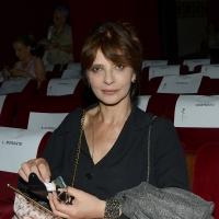 Foto Nicoloro G. 27/06/2018 Milano Edizione 2018 de ' La Milanesiana ' che ha per tema ' Il Dubbio e la Certezza '. nella foto l' attrice e regista Laura Morante.