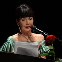 Foto Nicoloro G. 27/06/2018 Milano Edizione 2018 de ' La Milanesiana ' che ha per tema ' Il Dubbio e la Certezza '. nella foto Elisabetta Sgarbi.