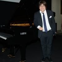 Foto Nicoloro G. 25/06/2018 Milano Edizione 2018 de ' La Milanesiana ' che ha per tema ' Il Dubbio e la Certezza '. nella foto il pianista Ramin Bahrami.